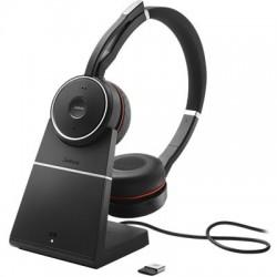 Jabra Evolve 75 MS Stereo -avec Link 370