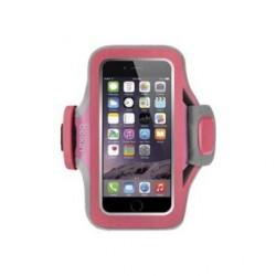 BELKIN Brassard pour téléphone Slim-Fit Plus - Fuchsia - Pour Apple iPhone 6