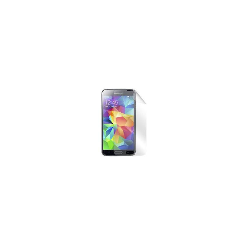 Swiss Charger - Protection d'écran pour téléphone portable - limpide (pack de 2) - pour Samsung Galaxy S5