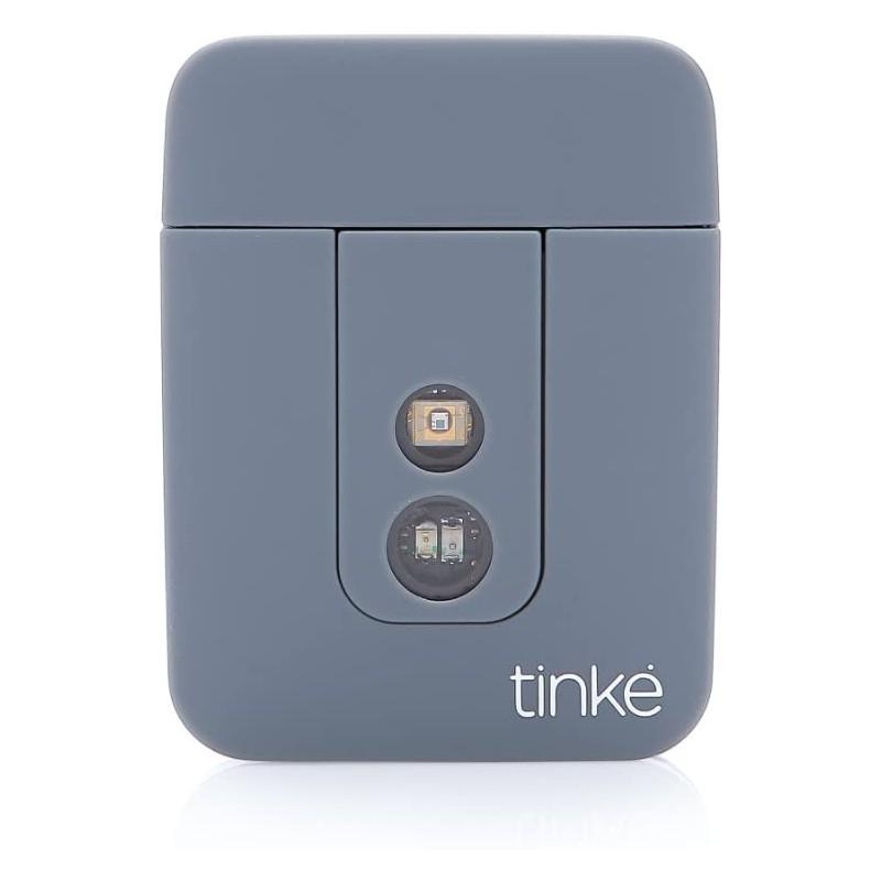 NVY TINKE CAPTEUR OPTIQUE DE FORME PHYSIQUE POUR IPHONE/IPAD 30 PINS NOIR