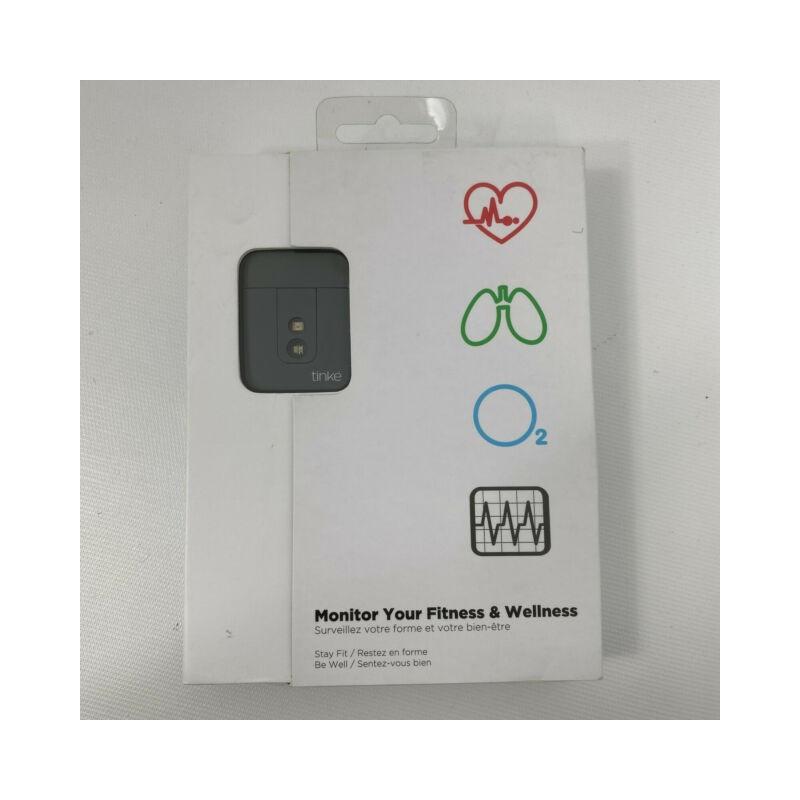 Tinke Fitness and Wellness Tracker  ZTIL-03 Grey