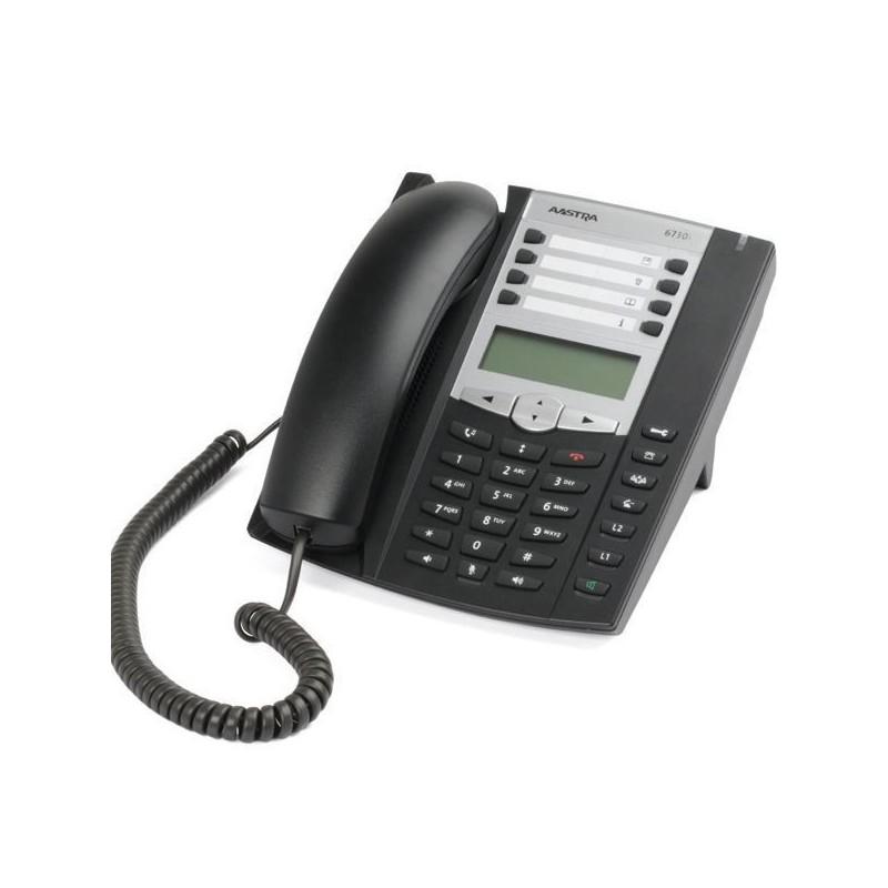 Aastra 6753i - Téléphone pour VoIP PoE