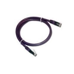 MCL Câble réseau FCC6BM-1M/VI - 1 m catégorie 6 - RJ-45 mâle - Violet