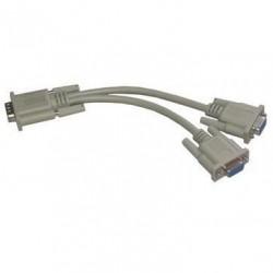 MCL Adaptateur en câble VGA...