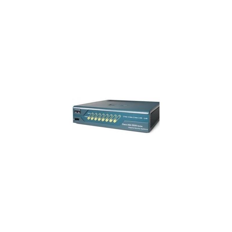 Cisco ASA 5505 Router with ASA 5505 Security