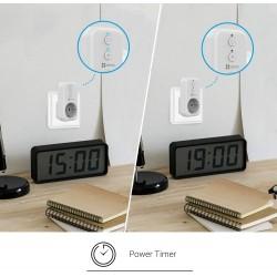 EZVIZ T31 White Power Usage - Prise connectée avec suivi de consommation