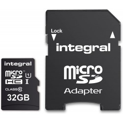 Integral Micro SD HC 32Go...