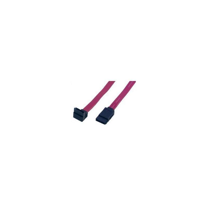 MCL SAMAR Câble SATA III interne coudé - 50 cm