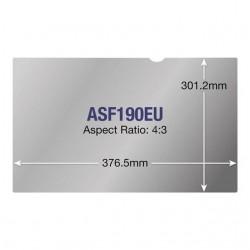 TARGUS - Filtre de confidentialité pour ordinateur portable - 19 pouces - 4/3