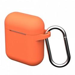 Coque GEAR 4 APOLLO pour Airpods 1 & 2 - Corail -Coque de protection
